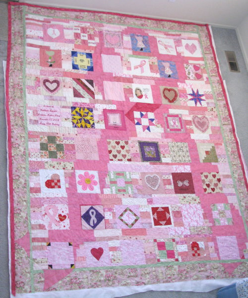 The Guideposts Quilt