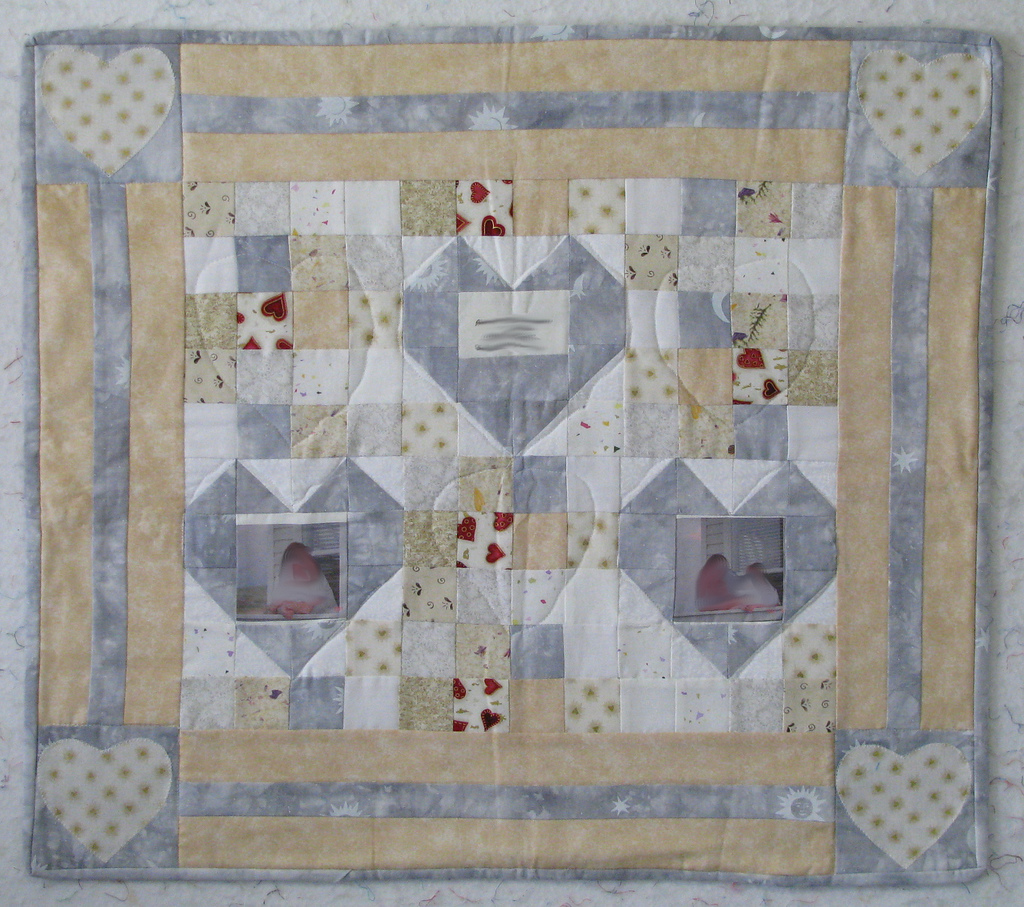 Moonlight Quilts Free Valentines Day Quilt Pattern